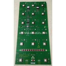 COP Button Board for Schindler 3300 Elevators 594104